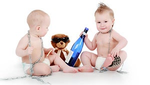 Britain's Youngest Alcoholic is Three Years Old