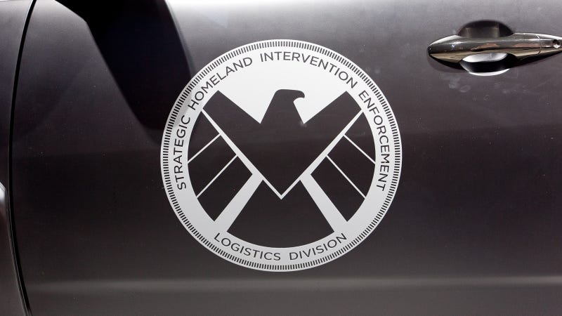 S.H.I.E.L.D. Acura MDX