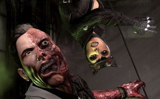 First images of Arkham City's villains?