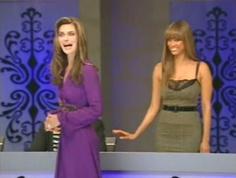 ANTM: Paulina Porizkova Is Like A More Lucid Janice Dickinson
