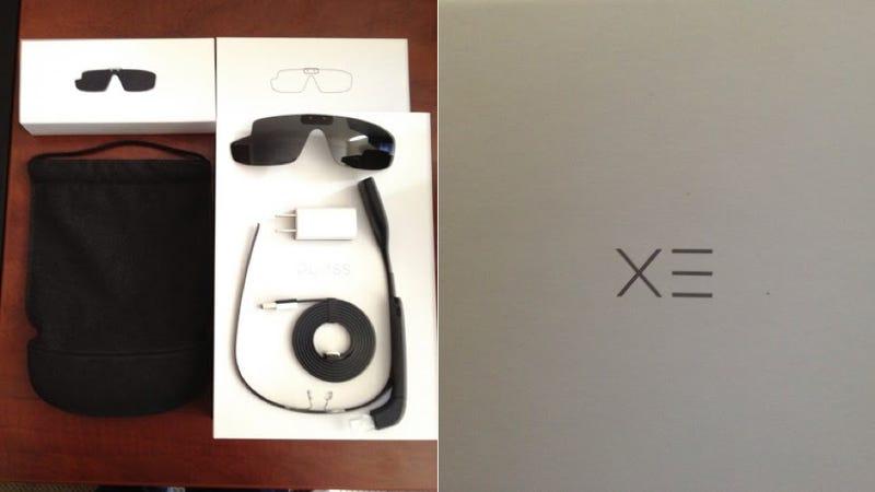 Todo lo que recibes cuando te compras las Google Glass