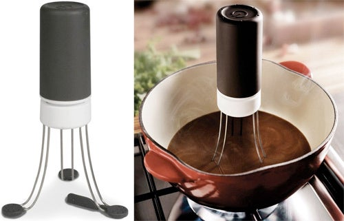 The Autonomous Saucier Can Stir Your Hollandaise All Night Long (Well, For 4 Hours)