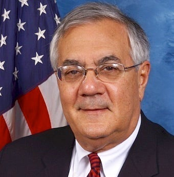 Barney Frank Throws Fit Over Fire Island Senior Discount