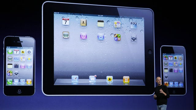 "WSJ Says High-Res iPad 3 Will Appear ""Early 2012"""
