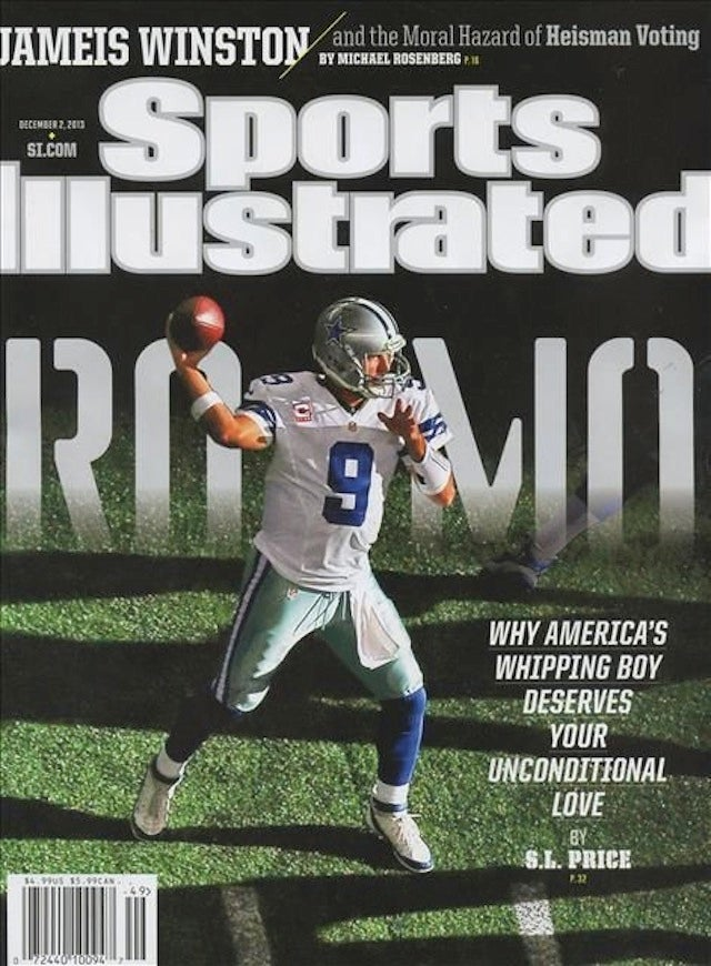 Tony Romo: Poor Bastard