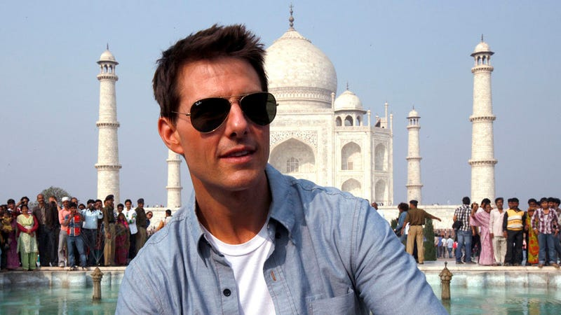 Tom Cruise: I'm Not Opposed to Bollywood Stardom, Hint Hint