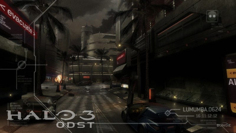 How And Why Halo 3: ODST Was Made In 14 Months
