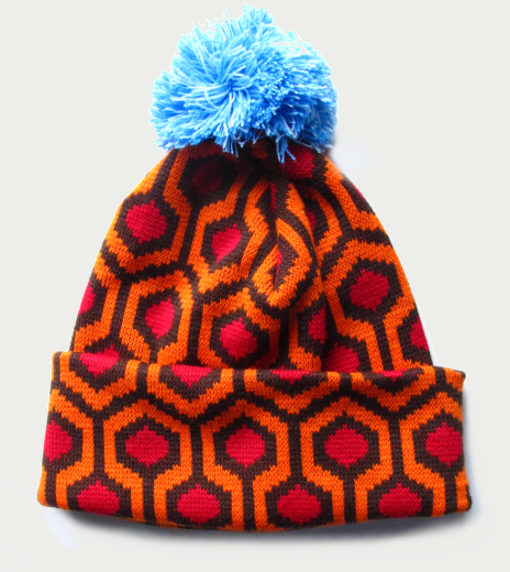 Hat inspired by The Shining's Overlook Hotel is the perfect way to show everyone you've gone a little bit crazy