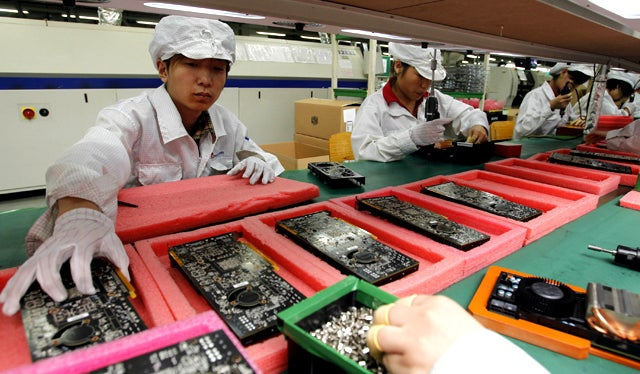 Foxconn's Worker Suicide Solution: Bring In More Robots