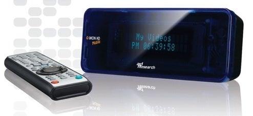 Amex Digital's iMON HD Mobile Media Center Also Controls Your PC