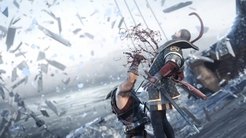 Check Out The Witcher 2's Kickass New Opening Cinematic