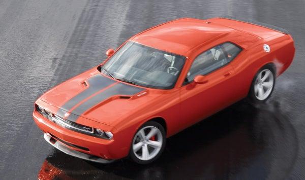 2008 Dodge Challenger SRT8: Revealed, Officially!