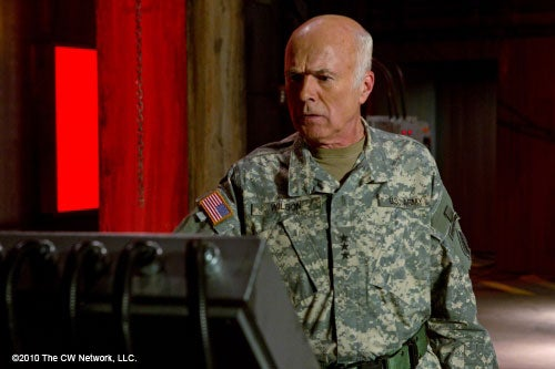 "Smallville ""Patriot"" photos"
