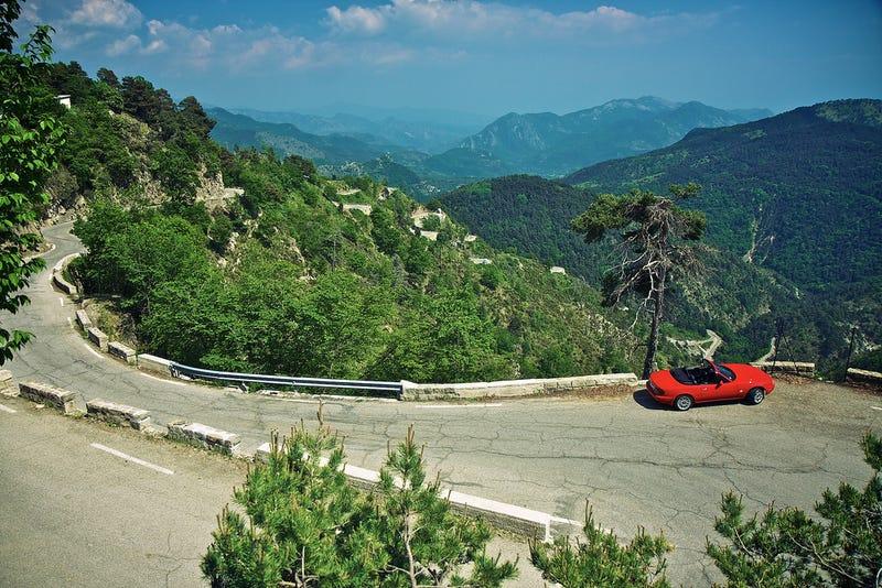 Why We Love Kinky BMWs, Road Trips, And Ferrari F50s