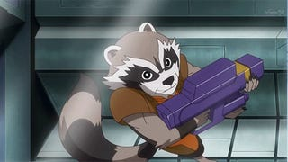 <em>The Guardians of the Galaxy</em> in Anime Gifs