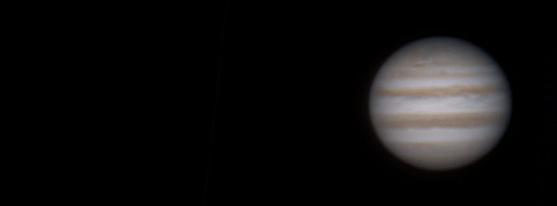 I could watch this time-lapse of Jupiter (and Io) all day long