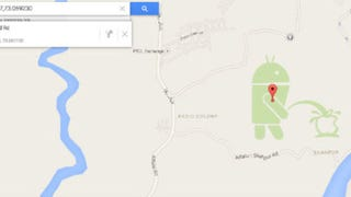 A Prank Image of a Peeing Android Killed Google's Maps Editor