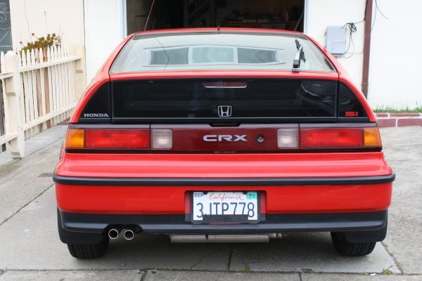For $9,800, This CRX Lets It Ride