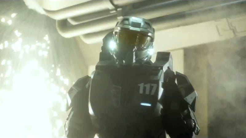 "Director Says Halo Webseries Isn't ""the Definitive Master Chief Story"""