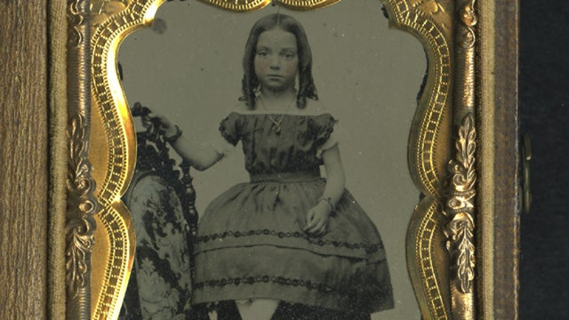 If You Are Or Know This Little Girl, The Museum of the Confederacy Would Like a Word