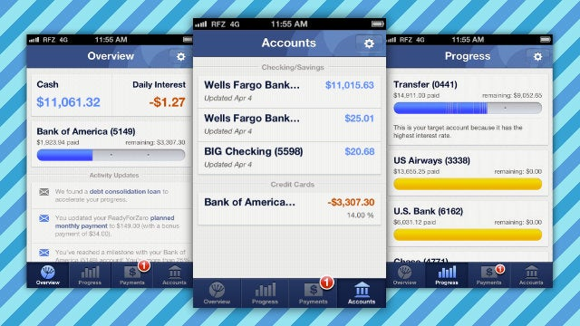 ReadyForZero for iPhone Helps You Get Control of Your Debt from Your Pocket