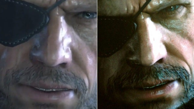 Relax, Snake Isn't an Old Man in the New Metal Gear