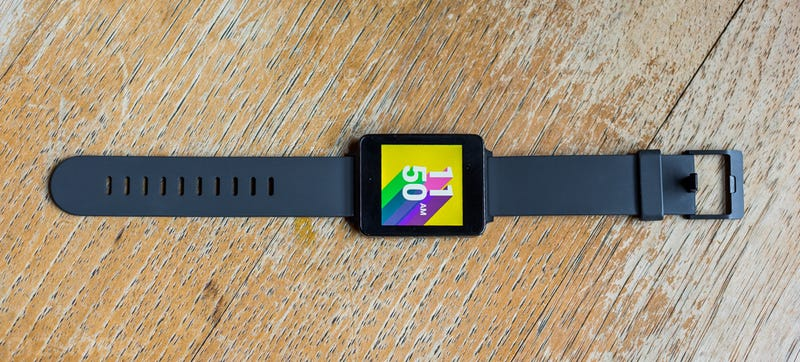 ​LG G Watch Review: A Wearable You'll Actually Consider Wearing