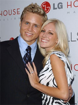 OMG! Spencer Pratt Rapping On Heidi Montag's Single! WTF? ROTFL!