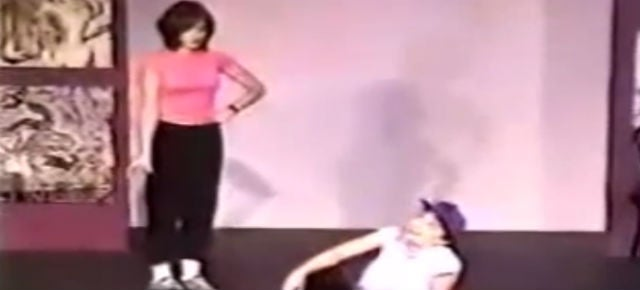 Here's Tina Fey & Rachel Dratch In a Great, Odd 1999 Two-Woman Show