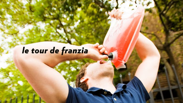 Tour De Franzia Wesleyan