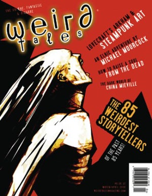Celebrate the 85th Anniversary of Weird Tales