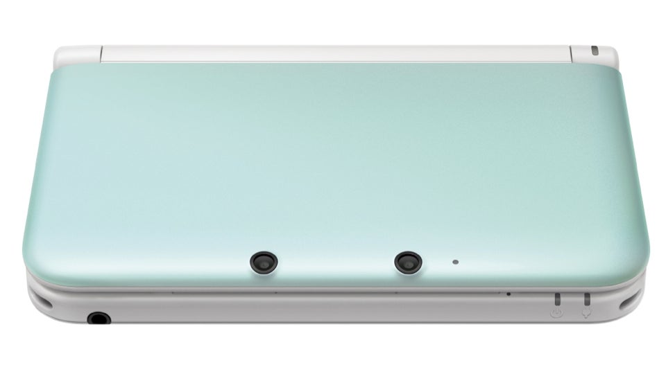 Nintendo 3ds Xl Colors : Japan gets new ds xl colors