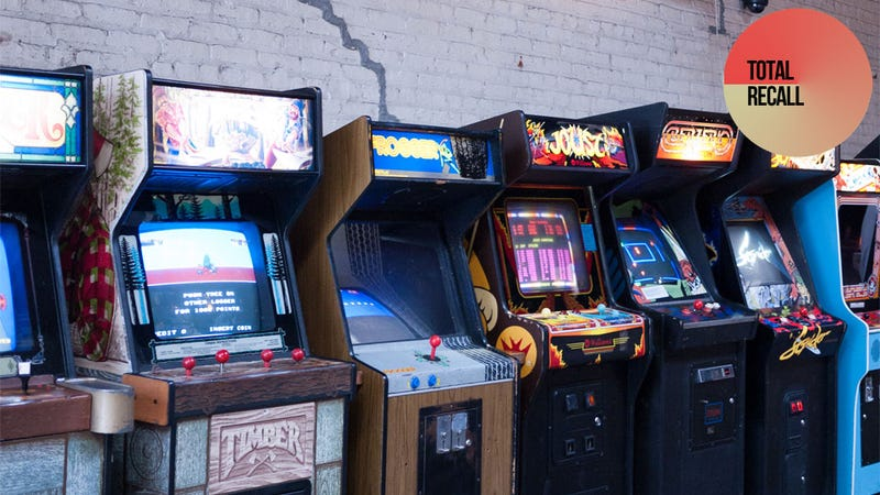 How to Find a Classic American Arcade