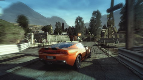 Burnout Paradise Demo Now Available on Xbox Live, with Extras!