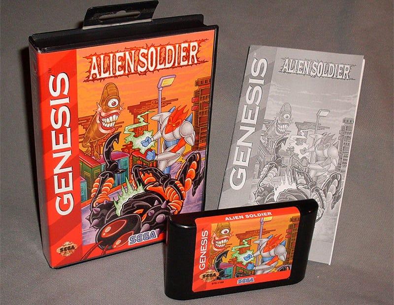 Crazed Fan Brings Classic Treasure Shooter To US Genesis