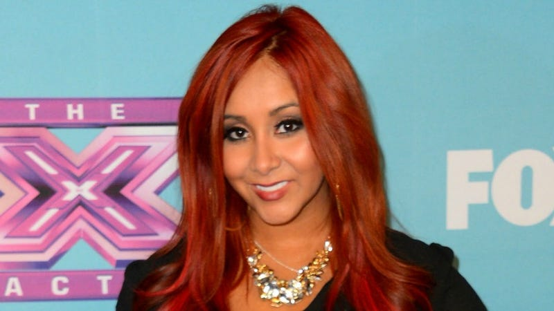 Snooki Is an Official Celebrity Blogger Now