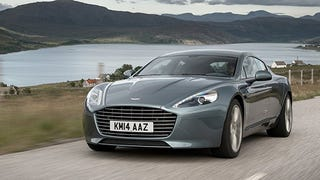 Aston Martin Considering Selling Electric Rapide In Two To Three Years