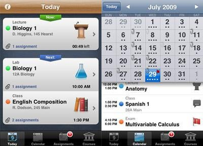 Top 10 Back to School iPhone Apps Gallery