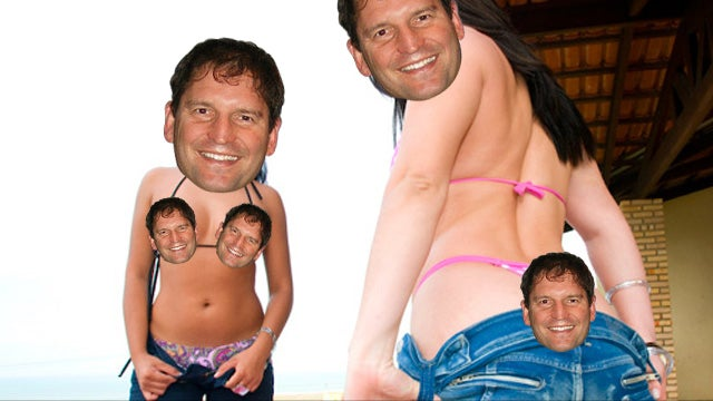 The One Where Some Guy Tries To Sell Us Proof That Bernie Kosar's Daughter Is Doing Porno
