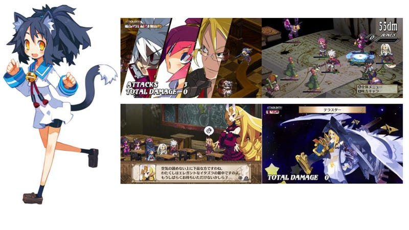 NIS America Readies Disgaea for the Vita and Android