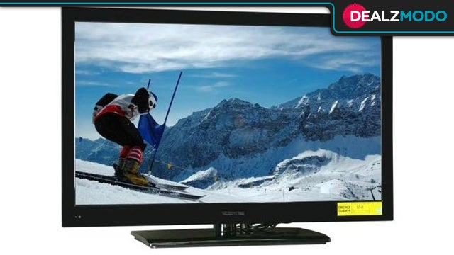 A 40-Inch 1080p HDTV Is Your Under-$300 Deal of the Day