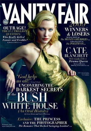 Cate Blanchett Is Too Well Adjusted To Give Good Interview