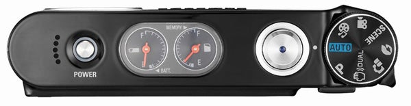 Samsung's TL9 Point-and-Shoot Camera Has Dual Analog Gauges