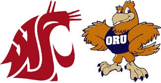 NCAA Pants Party: Washington State Vs. Oral Roberts