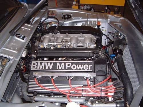 Engine Swap of the Day: E30 M3 S14 + BMW 2002