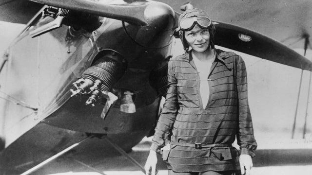 Hillary Clinton Has a Girl Crush on Amelia Earhart