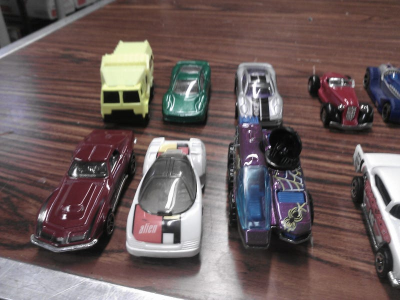 Hot Wheels Exchange