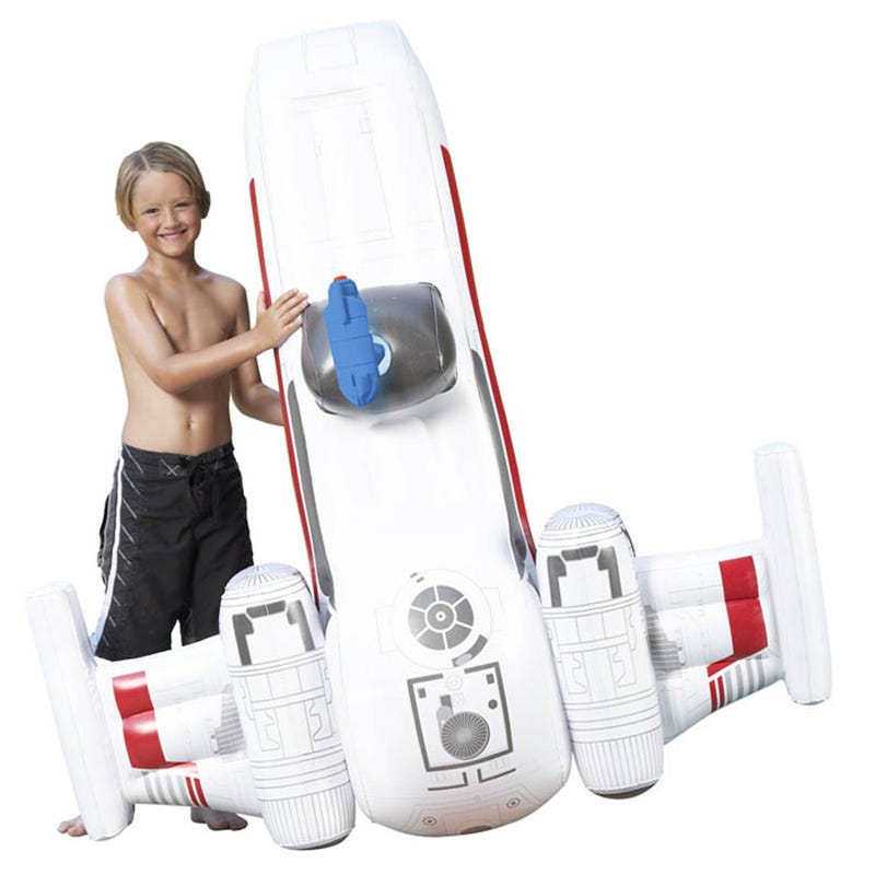 Star Wars Pool Inflatables Impress Princess Leia (Bikini Version)