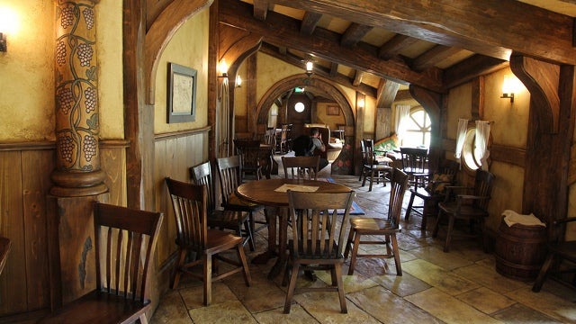 You Can Knock Back Beers In This Bar That Looks Just Like The Hobbit Pub In The Lord of the Rings