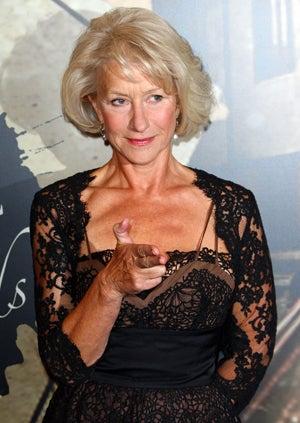 Helen Mirren On Rape Is A Royal Ignoramus